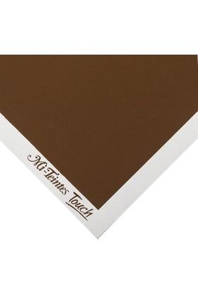 Canson Mi-Teintes Touch Kumlu Pastel Kağıdı Tütün 355Gr 50X65Cm