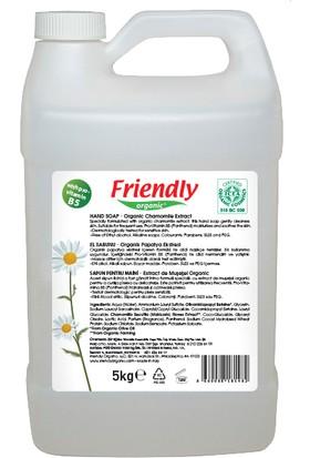 Friendly Organic Sıvı El Sabunu Papatya 5 lt