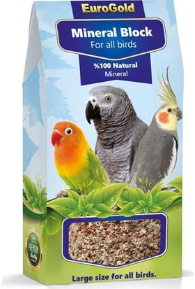 EuroGold Büyük Kuşlar İçin Mineral Blok Tekli