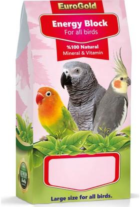 EuroGold Büyük Kuşlar İçin Enerji Blok Tekli