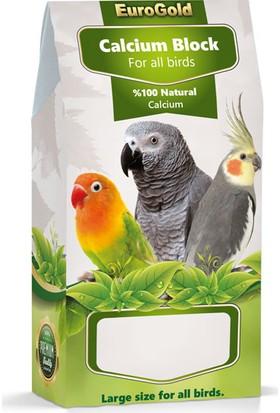 EuroGold Büyük Kuşlar İçin Kalsiyum Blok Tekli