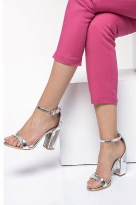 Shoes Time Topuklu Ayakkabı 18Y 2035