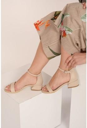Shoes Time Topuklu Ayakkabı 18Y 2042