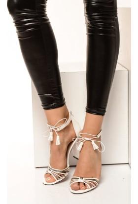Shoes Time Topuklu Ayakkabı 18Y 614