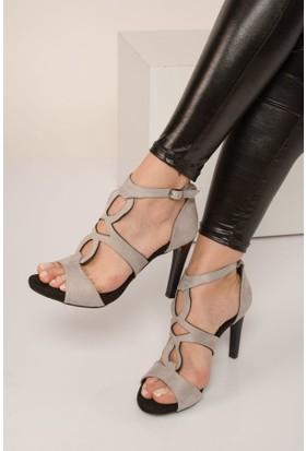 Shoes Time Topuklu Ayakkabı 18Y 7094