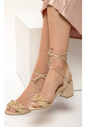 Shoes Time Topuklu Ayakkabı 18Y Z94