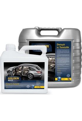Goldenwax Araç İçi Koltuk Temizleyici Genel Leke Sökücü 5 Kg Konsantre Ürün