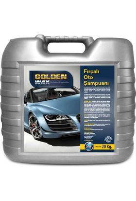 Goldenwax Kostik Ve Solvent İçermez 2 Kg Ekstra Cilalı Oto Yıkama Şampuanı