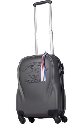 B. H. Polo Club Canada Kabin Boy Valiz Füme 1PL010630