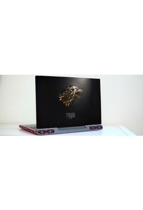 V.I.P Game of Thrones Notebook Sticker 15.6 inc Full HD