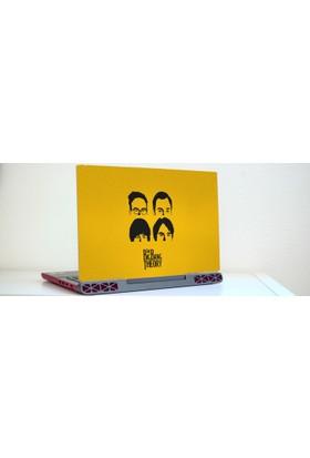 V.I.P The Big Bang Theory Notebook Sticker 15.6 inc Full HD