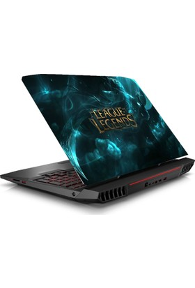 V.I.P League of Legends Notebook Sticker 15.6 inc Full HD