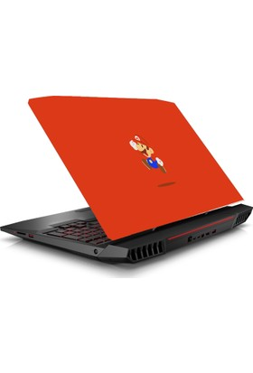 V.I.P Mario Notebook Sticker 15.6 inc Full HD