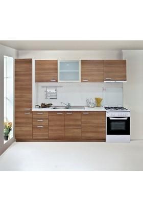 T Designo Mutfak Dolabı (Kiler Dahil )