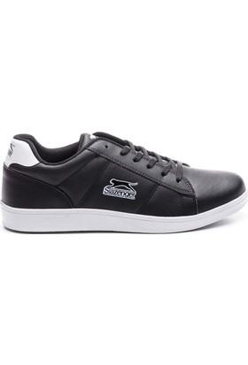 Slazenger Malcom Günlük Giyim Erkek Ayakkabı Siyah - Beyaz