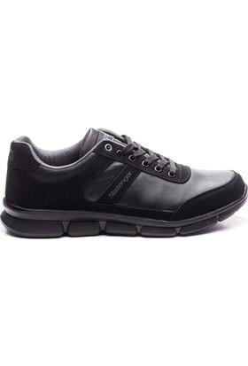 Slazenger Pagan Günlük Giyim Erkek Ayakkabı Siyah