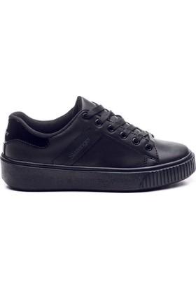 Slazenger Gala Günlük Giyim Kadın Ayakkabı Siyah