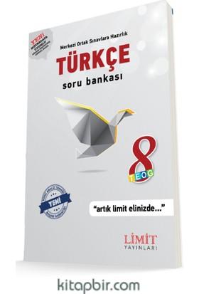Limit Yayınları 8.Sınıf Türkçe Soru Bankası