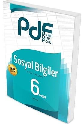Çözüm 6.Sınıf Sosyal Bilgiler Planlı Ders Föyü ( Pdf)