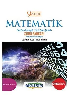 Okyanus 9. Sınıf Matematik Soru Bankası (Özel Ders Konseptli)