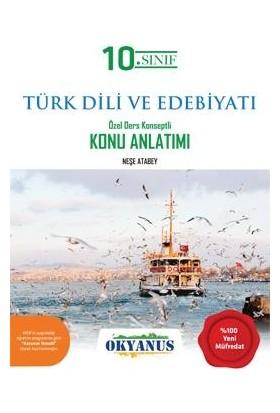 Okyanus Yayınları 10.Sınıf Türk Dili Ve Edebiyatı Konu Anlatımı