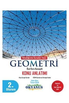 Okyanus AYT Geometri Konu Anlatımı (Özel Ders Konseptli)