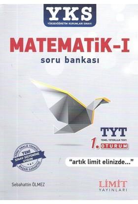 Limit Yayınları Yks 1. Oturum Tyt Matematik 1 Soru Bankası