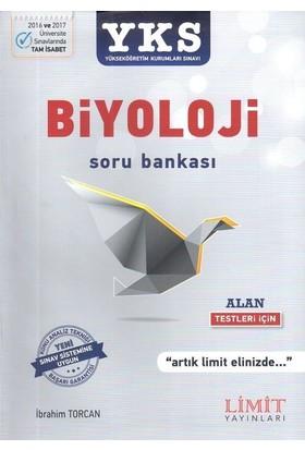 Limit Yayınları Yks 2. Oturum Alan Biyoloji Soru Bankası