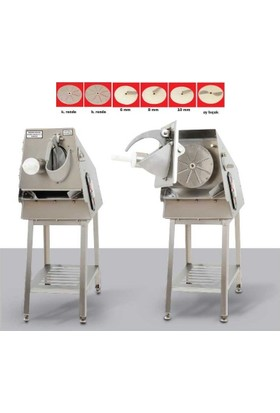 Süper Mikser Ayaklı Sebze Doğrama Makinası Kapak Sensör Sebze Dilimleme Kesme