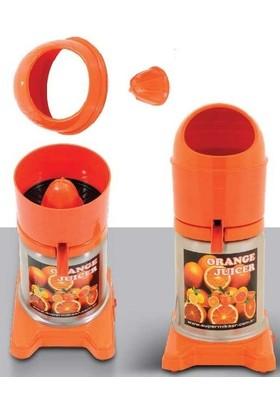 Süper Mikser Elektrikli Portakal Sıkacağı Makinesi İşyeri Büfe Cafe Sanayi Tip