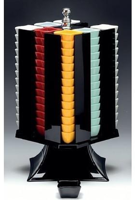 Zicco Sosluk Standı Reçellik Stand Polikarbonat Dönerli Sistem 136 Adet