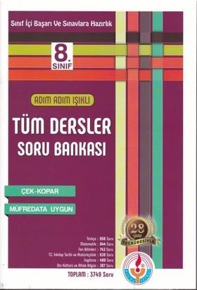 Bilal Işıklı Yayınları 8.Sınıf Tüm Dersler Soru Bankası
