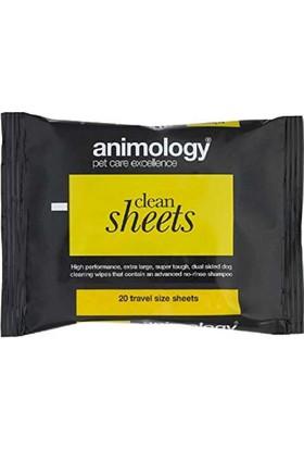 Animology Köpek Temizlik Mendilleri 20li Paket
