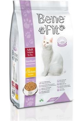 Benefit Tavuklu Kısırlaştırılmış Kedi Maması 1,5 Kg