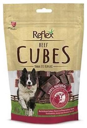 Reflex Biftekli Dilim Küp Köpek Ödülü 80 Gr
