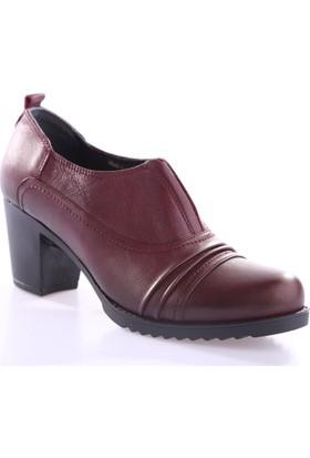 Beety 125 Kadın Ayakkabı Int-50 Bordo