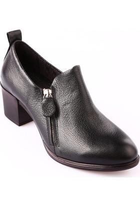 Mammamia D18Ka-3120 Kadın Ayakkabı Günlük Siyah Flotur