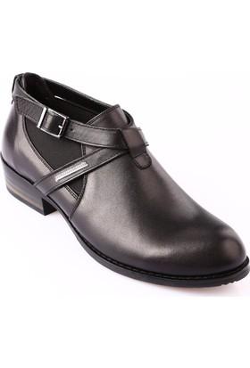 Mammamia D18Ka-900 Kadın Ayakkabı Günlük Siyah Faber