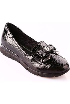 Mammamia D18Ka-335 Kadın Ayakkabı Günlük Siyah Msr Rgn