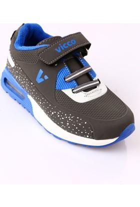 Vicco 937.V.133 Patik Işıklı Spor Ayakkabı Füme