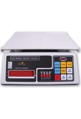Tess Hassas Elektronik Dijital Tartı Aleti Ert 6-15 Kg 1-2 Gr