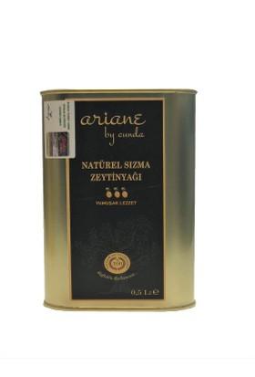 Ariane By Cunda Natürel Sızma Soğuk Sıkım Zeytinyağı 0.5 lt