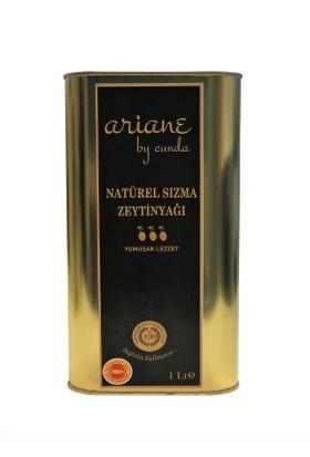 Ariane By Cunda Natürel Sızma Soğuk Sıkım Zeytinyağı 1 lt