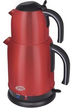 GoldMaster GTM-7310R VİOLA Çay Makinesi