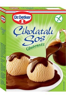 Dr. Oetker Glutensiz Çikolatalı Sos