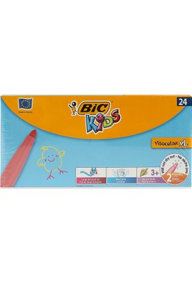 BIC Visacolor XL Jumbo Keçeli Kalem