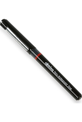 Rotring Tikky Rollerpoint Fine Uç Kalem Siyah