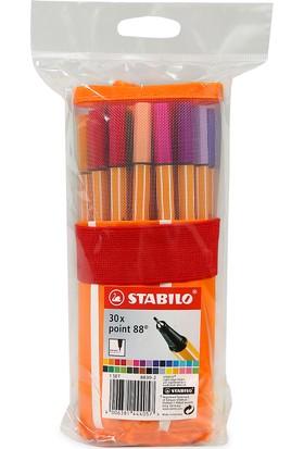 Stabilo Point 88 Rollerset 25+5 Neon