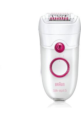 Braun Silk-épil 5 Power 5185 Epilatör, 3 ekstra ile