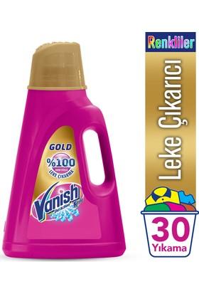 Vanish Kosla Leke Çıkarıcı Gold Sıvı 3000ml Renkliler için